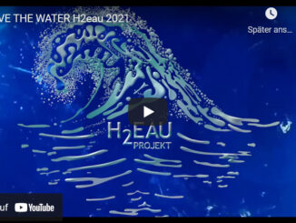 H2eau Save The Water